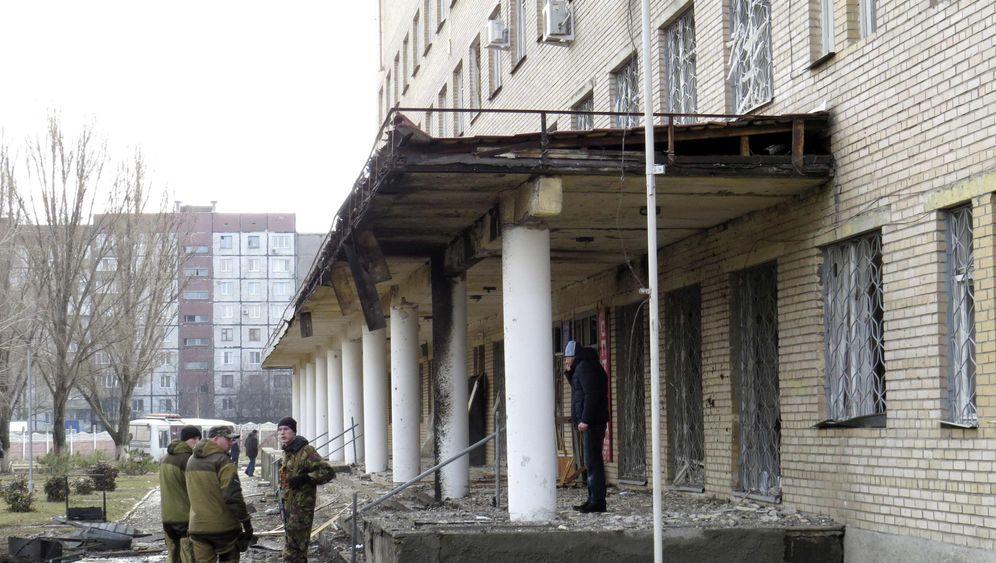 Ukraine: Krieg im Donbass