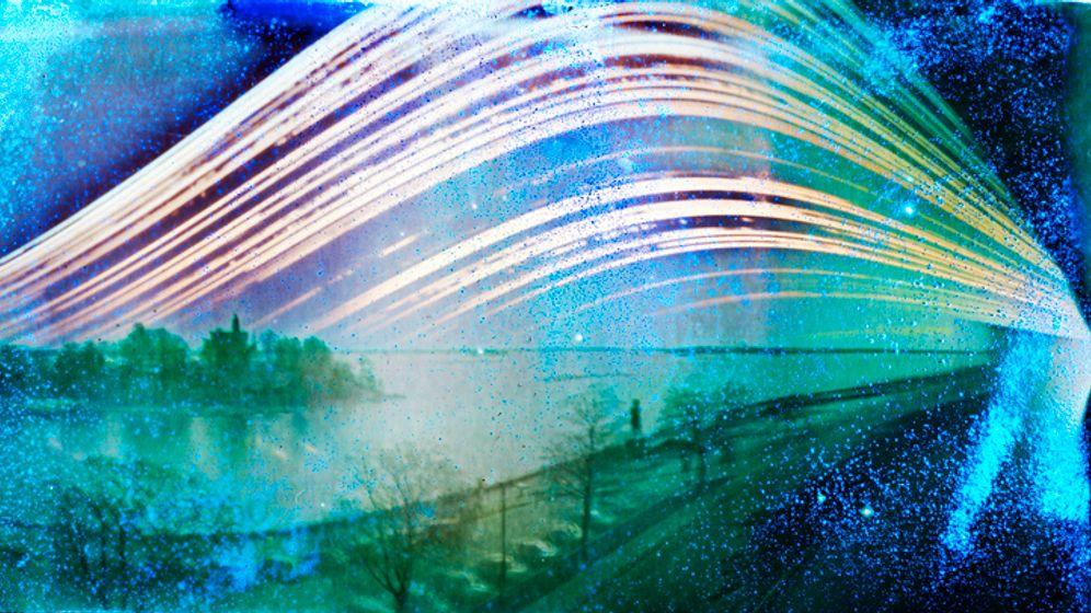 Analogfotos: So fotografiert man die Sonnenbahn