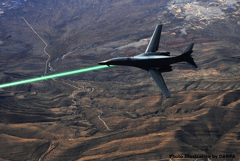 DARPA/ HELLADS/ Laser
