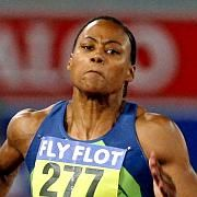 Will wieder sprinten: Marion Jones