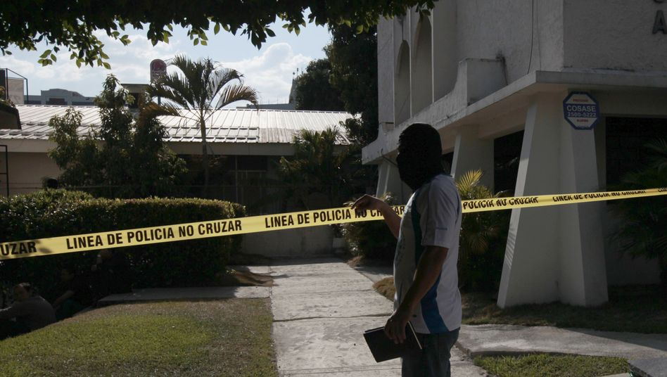 Mossack-Fonseca-Büro in El Salvador