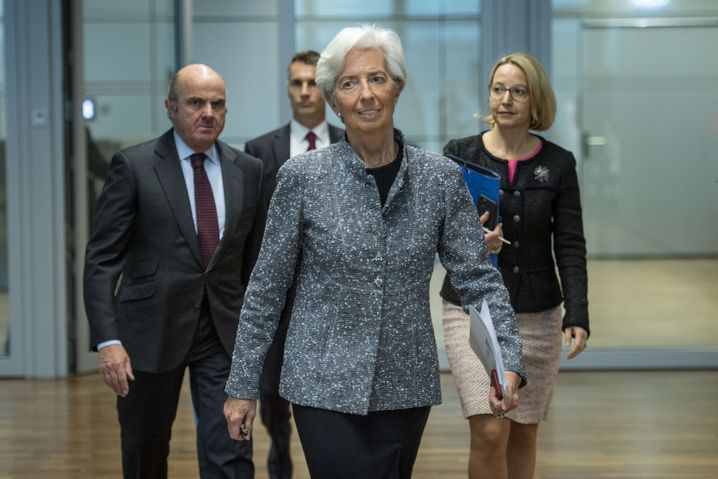 ECB President Christine Lagarde has said the central bank will use all its firepower to help contain the economic crisis caused by the coronavirus shutdown.