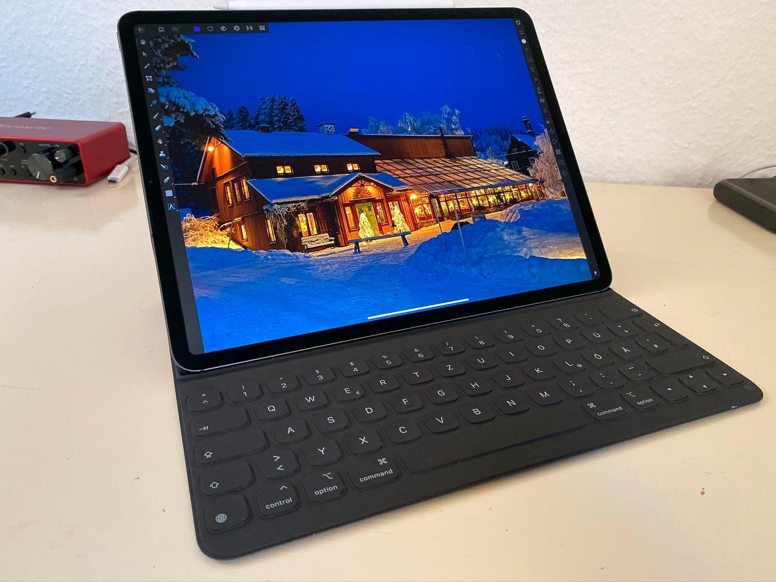 Apple iPad Pro 2020 / Sperrfrist 24.3.2020 / 13:30 Uhr