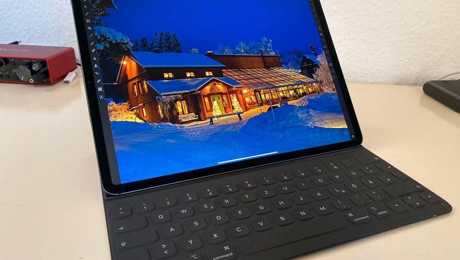 Das neue iPad Pro mit 12,9-Zoll-Bildschirm: Wie viel besser ist es wirklich?