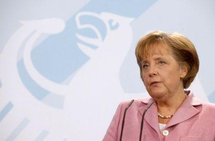 Merkel: Neuer Verband in Straßburg