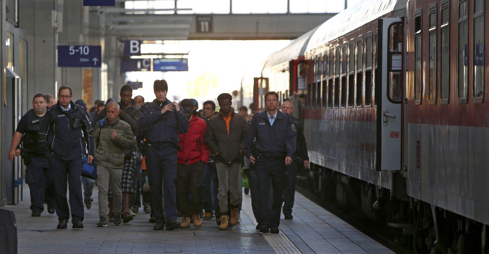 Migranten München/