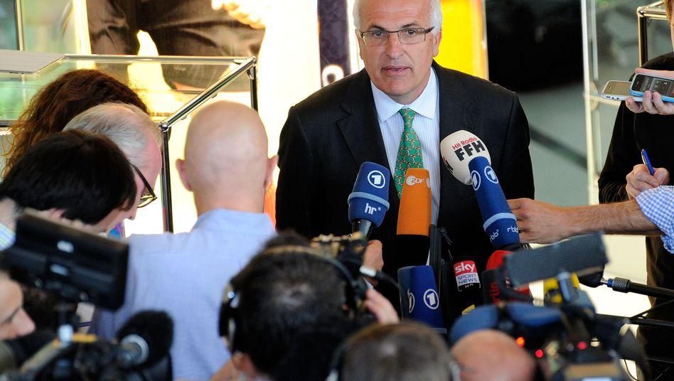 Hertha-Anwalt Schickhardt: Verein will Bundesgerichtsurteil akzeptieren