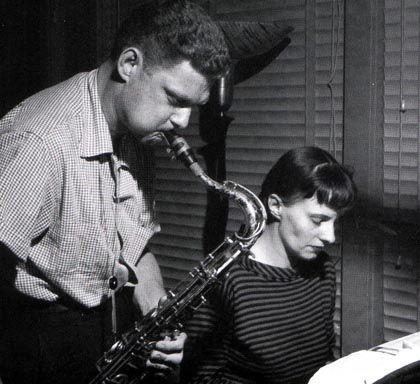Jutta Hipp (mit Tenorsaxofonist Zoot Sims): First Lady of European Jazz