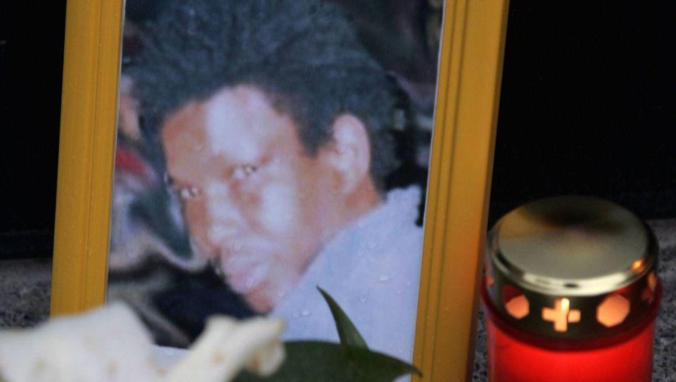 """Der verstorbene Oury Jallow: """"Die Beweiswürdigung weist keine Rechtsfehler auf"""""""