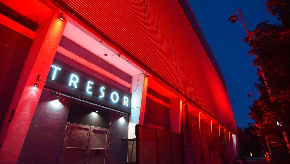"""Berliner Technoklub """"Tresor"""": 25.000 Euro allein für Miete, Kredite und Versicherungen."""