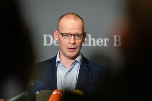 Linken-Verteidiungspolitiker Matthias Höhn