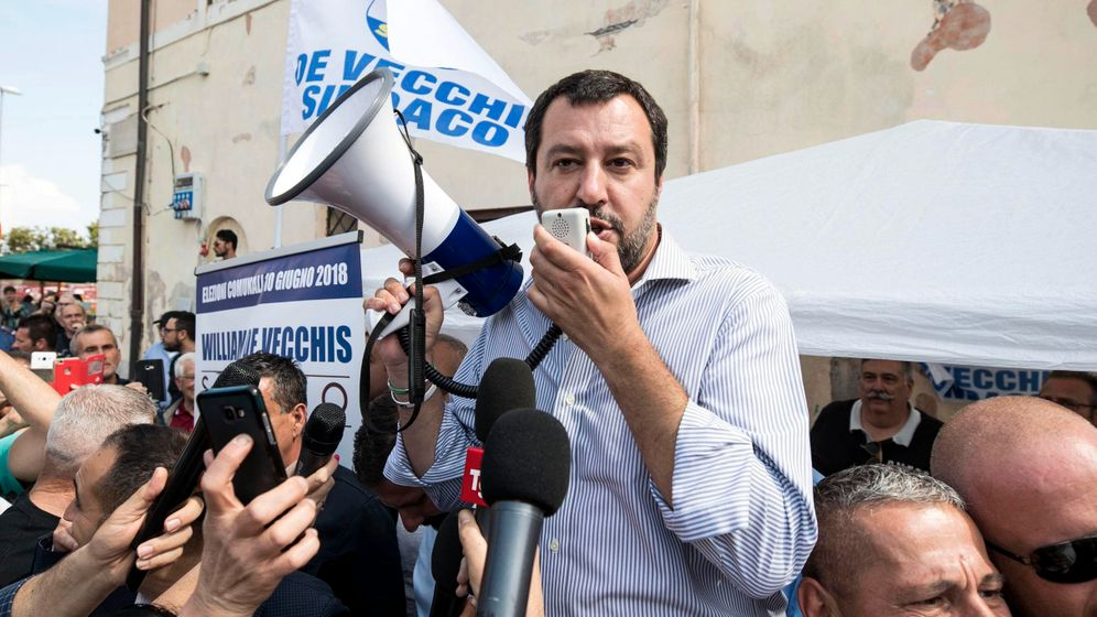 Neue Regierung in Italien: Tricksen und Pöbeln