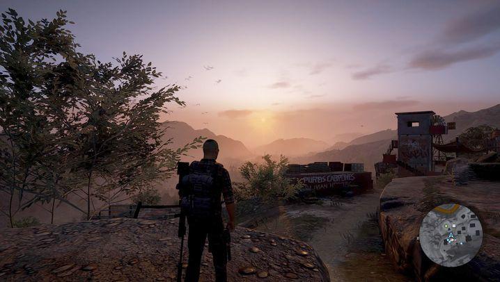 """""""Ghost Recon Wildlands"""" im Test: Abenteuerspielplatz Bolivien"""