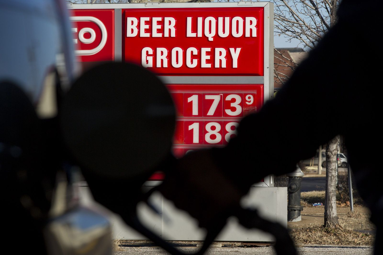 USA Tankstelle