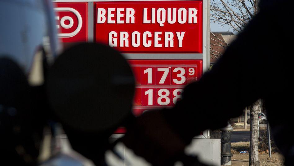 Tankstelle in den USA: Fernwartungssysteme oft ungeschützt