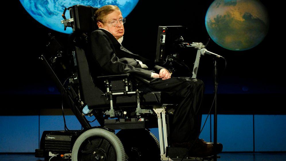 Arbeiten für Hawking: Suche Rollstuhlmechaniker mit Orga-Talent