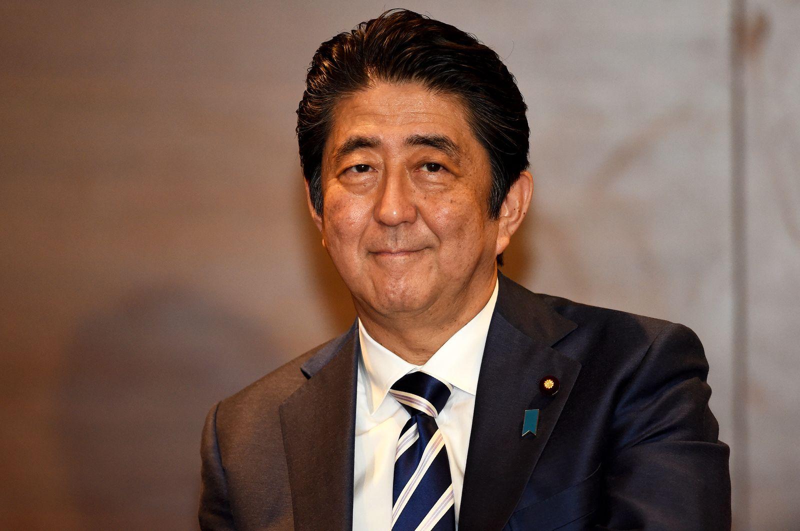 G20 Teilnehmer / Shinzo Abe
