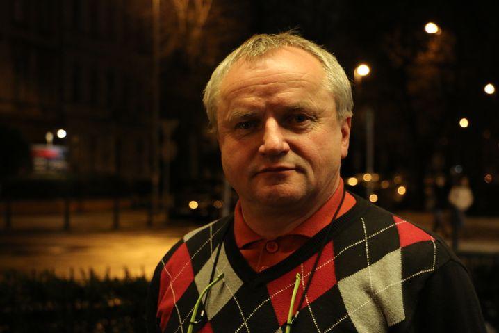 Bürgermeister Zdeněk Hověžák