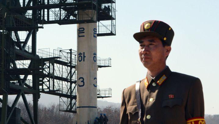 Unha-3: Nordkoreas umstrittene Rakete