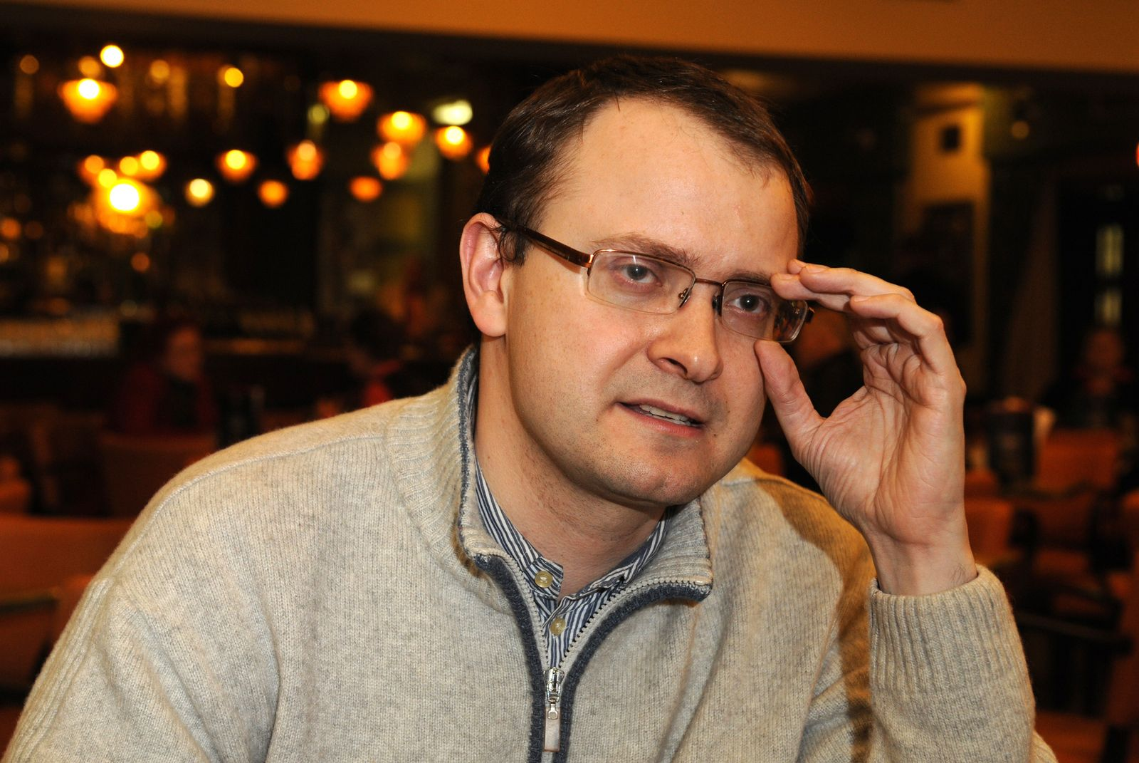 Ales Mikhalevich