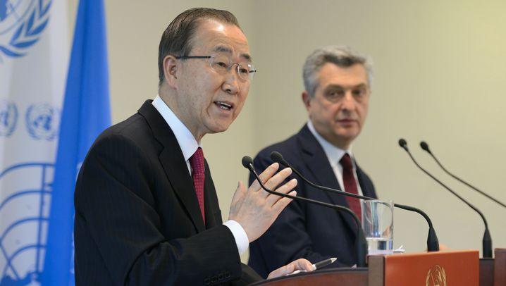 Uno-Generalsekretär: Diese Männer und Frauen wollen Ban Ki Moon ablösen