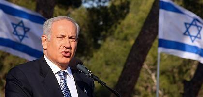 Israels Premier Netanjahu: USA fordern Zwei-Staaten-Lösung