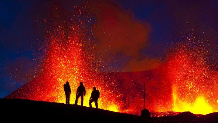 Aschewolke aus Island: Die Folgen des Vulkanausbruchs
