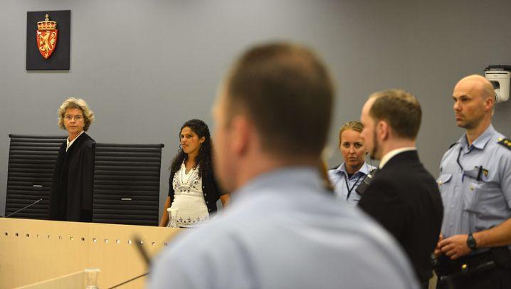 Gericht in Oslo: Das Urteil im Breivik-Prozess