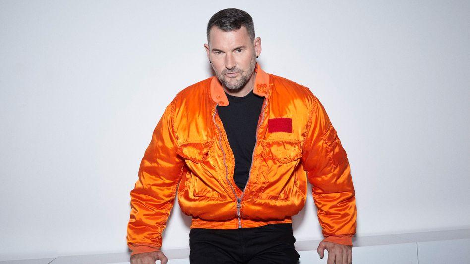 Neuzugang bei »Das Supertalent«: Modemann Michael Michalsky