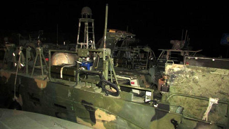 US-Patrouillenboot in Iran: Soldaten wieder frei
