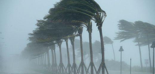 Hurrikane: Globale Erwärmung um zwei Grad erhöht Wirbelsturm-Gefahr beträchtlich