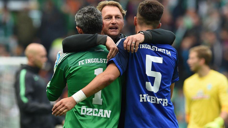 FCI-Trainer Hasenhüttl: Kopffußball des Aufsteigers