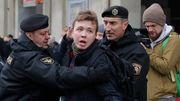 Protassewitsch befindet sich in Minsker Untersuchungsgefängnis