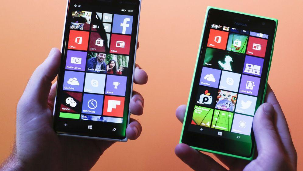 Microsoft auf der Ifa: So sieht das Nokia Lumia 830 aus