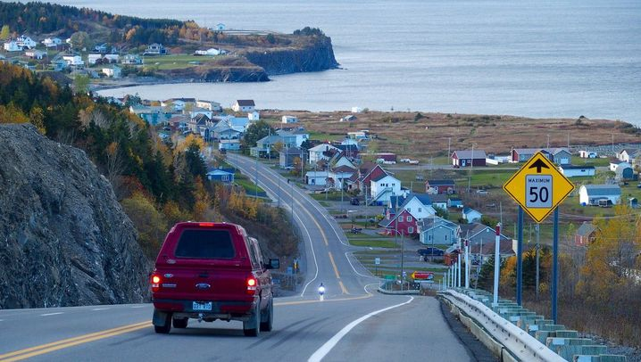 Kanada: Roadtrip auf der Gaspé-Halbinsel