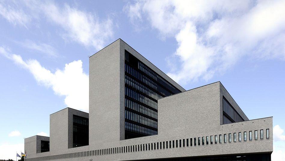 Europol-Hauptquartier in Den Haag: Unfähige Kontrolleure