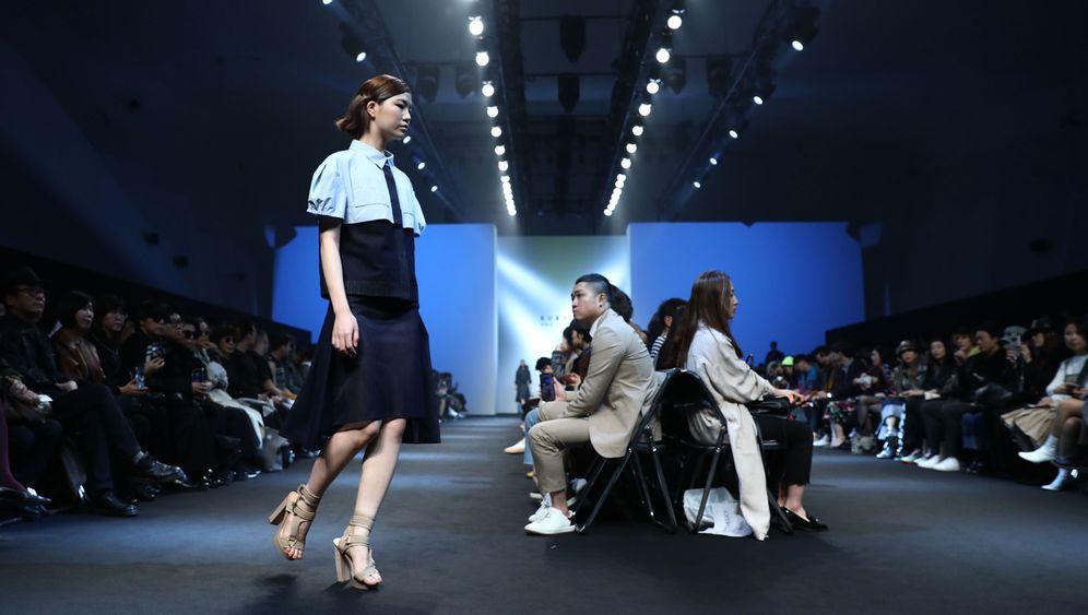 Seoul Fashion Week: Der Laufsteg ist überall
