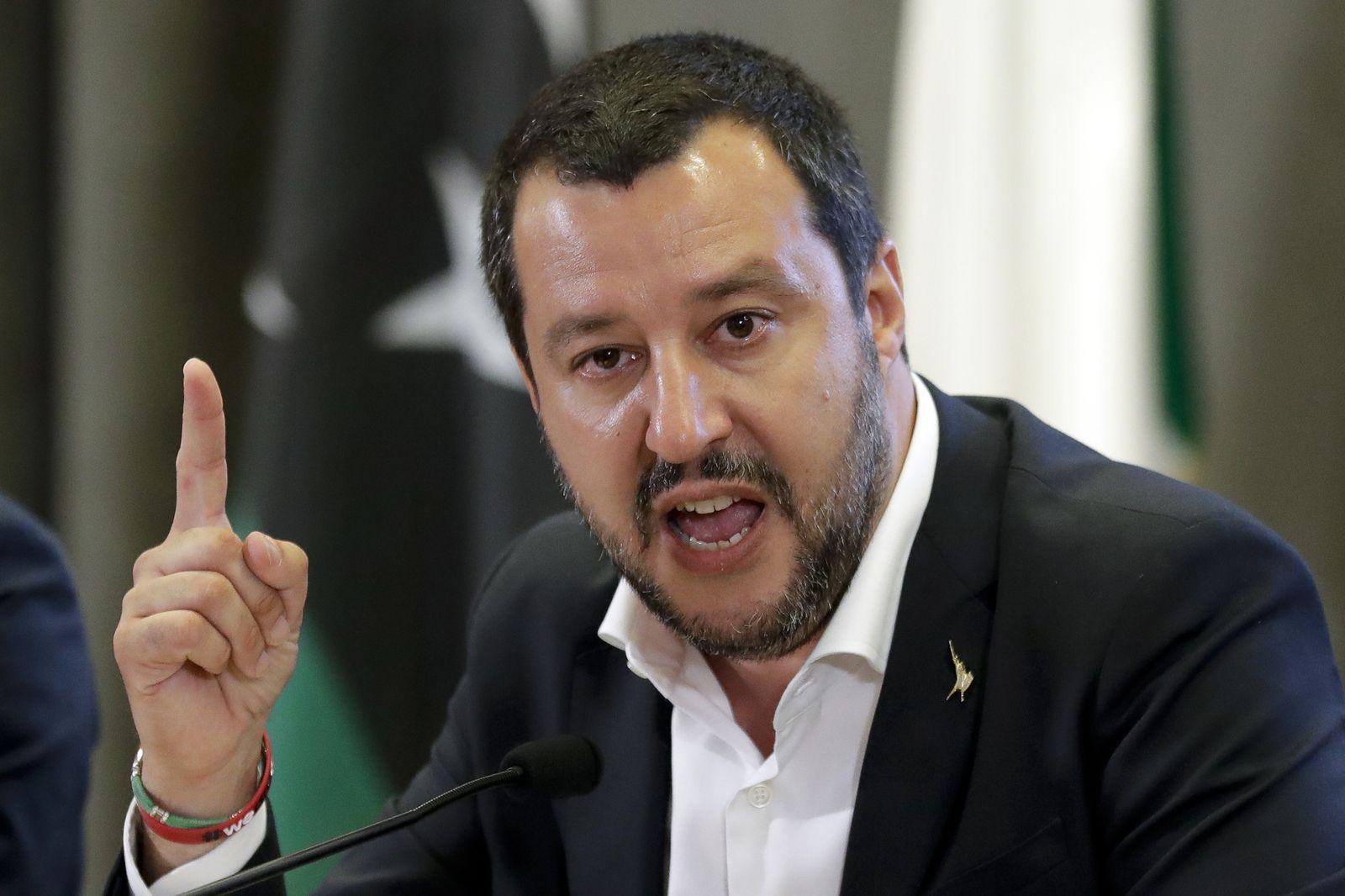 Salvini will Beschlagnahme von Lega-Vermögen verhindern