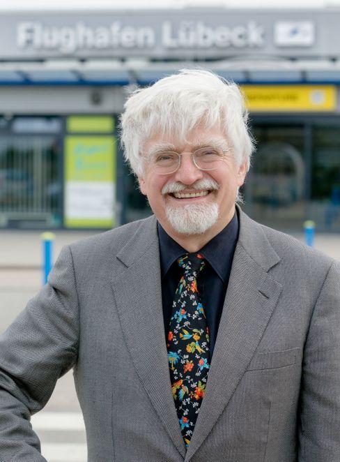 Unternehmer Stöcker (Foto von 2012): »Spenden nach aktueller Gemütslage«