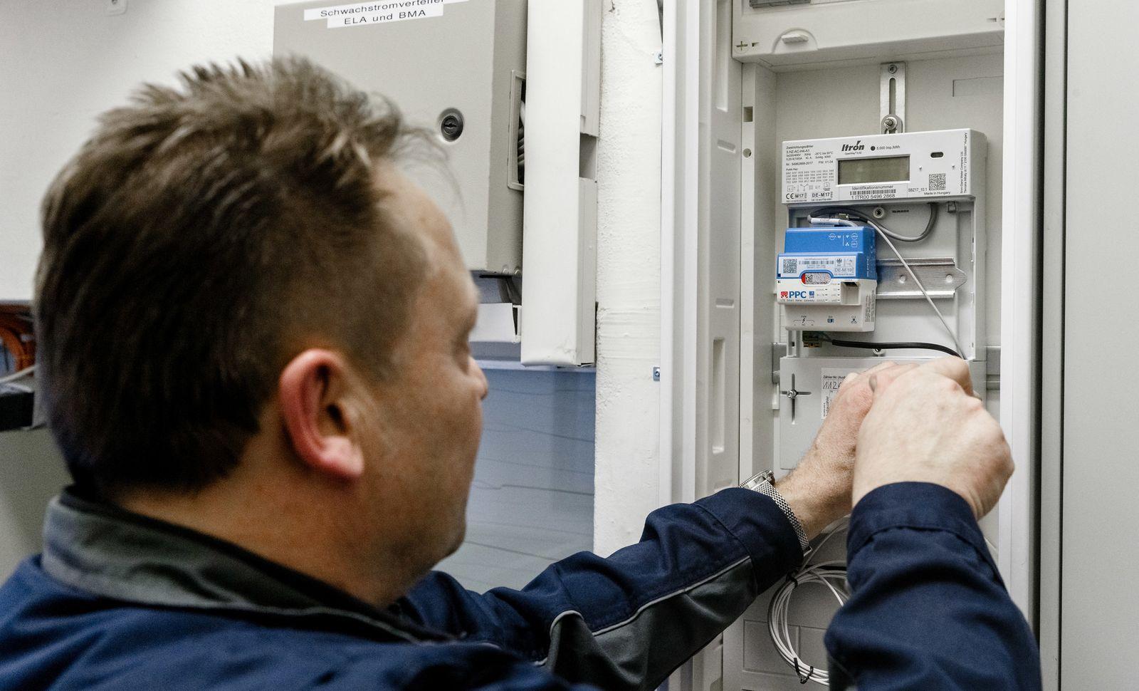 Strombranche fordert eigenes Funknetz