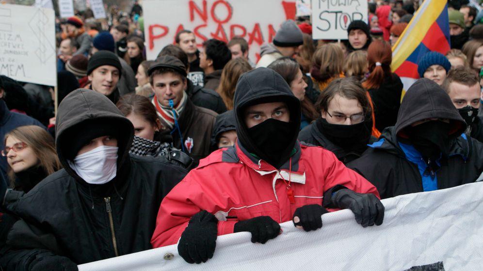 Polen: Deutsche Linksautonome vor Gericht