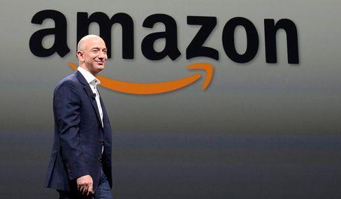 Abgang ins All: Amazon-Gründer Jeff Bezos