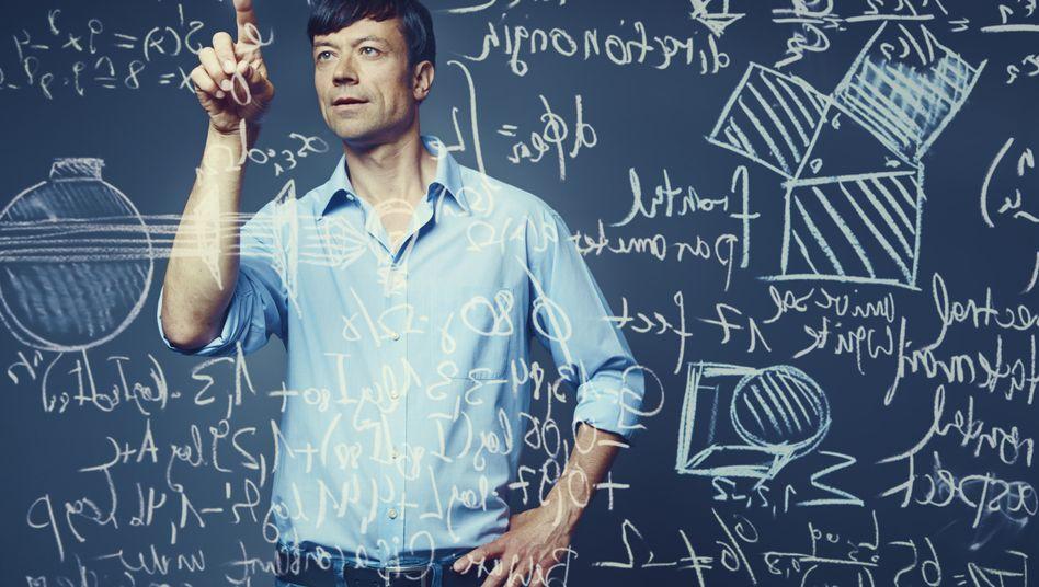 Zahlen, Formeln, Formen: Viele Studenten fühlen sich von Mathe überfordert