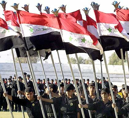 Irakischer Jugendverband: Die Löwenjungen Saddams