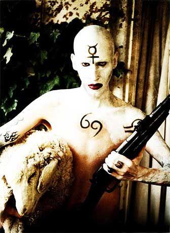 Provokateure unter sich: Marilyn Mansons neuer Freund heißt Eminem