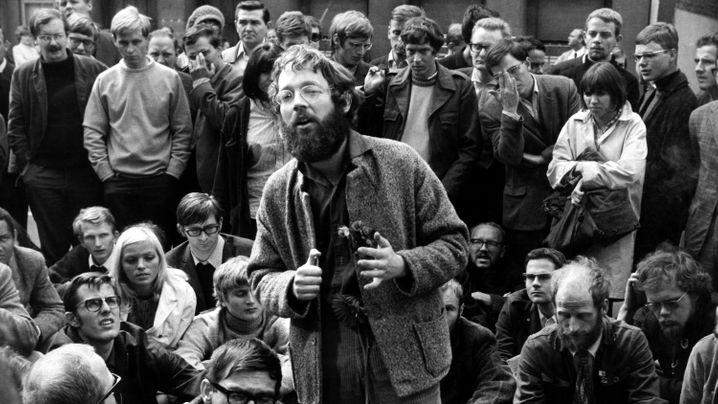 Fritz Teufel: Vom Spaßguerillo zum Terroristen
