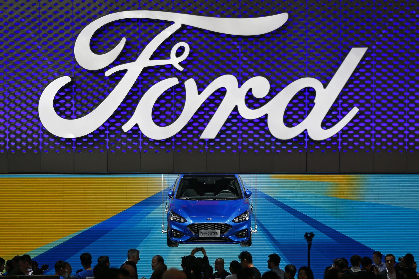 China US Trade Trump Ford
