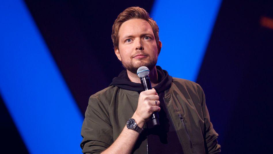 Bielendorfer bei der Comedy-Night in Köln (2019)