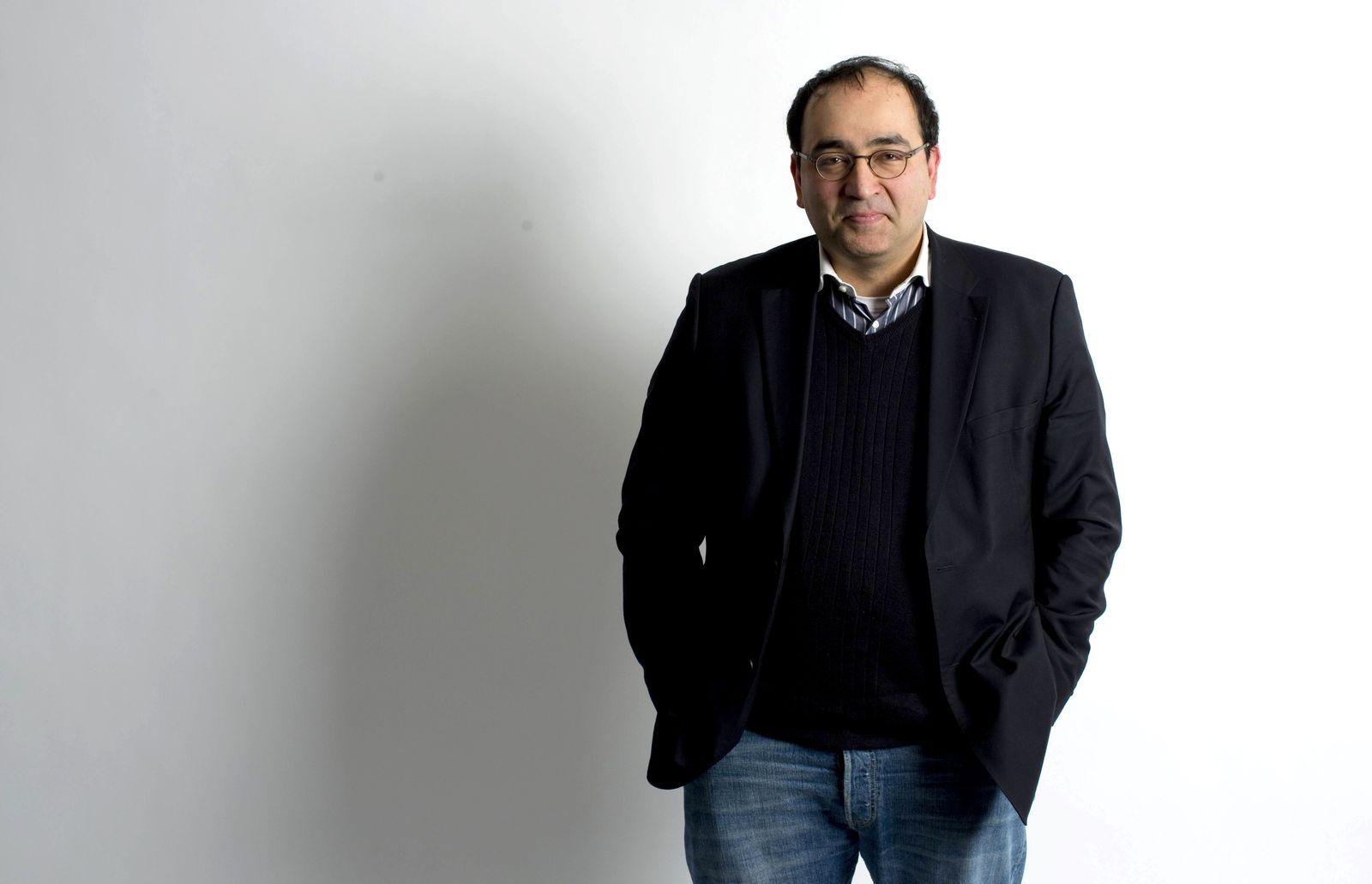 EINMALIGE VERWENDUNG Omid Nouripour