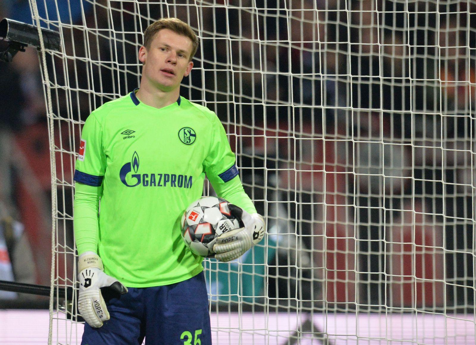 1. FC Nürnberg - FC Schalke 04 Nübel